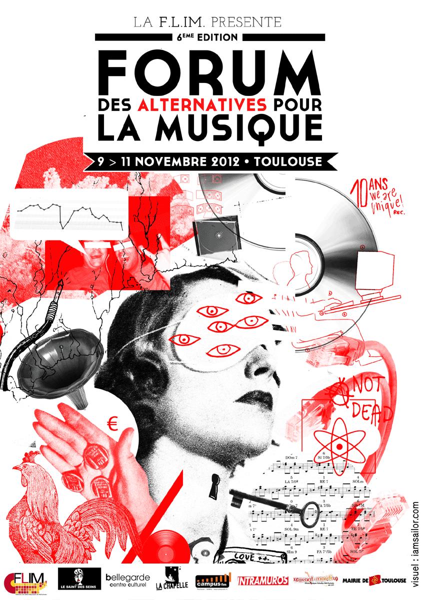 FAM 2012 - (Forum Des Alternatives pour la Musique) #06