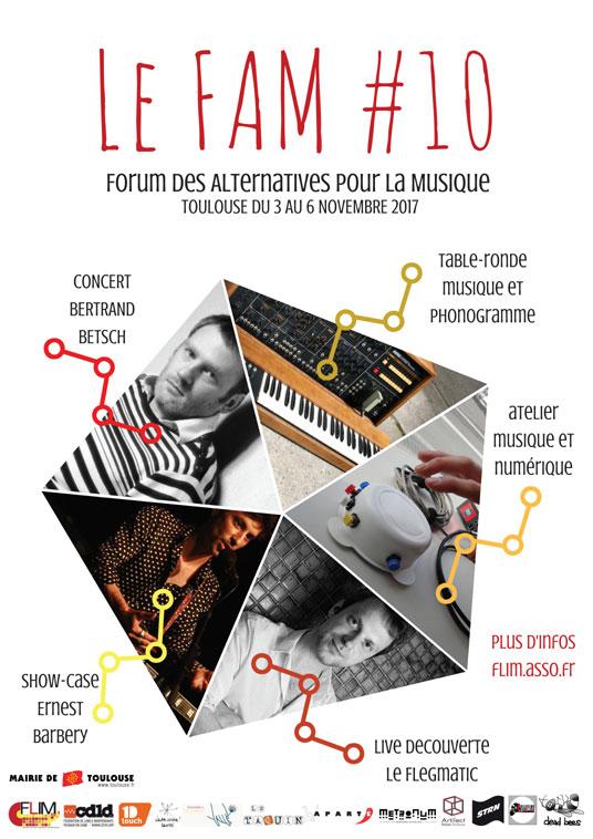 Affiche FAM #10