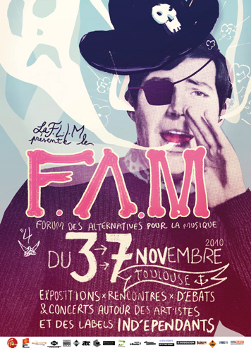 FAM #4 - Festival des Alternatives Musicales